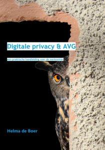 Digitale Privacy en AVG - praktische handleiding voor de werknemer
