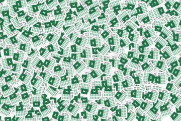 Excel losse cel beveiligen