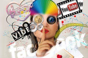 interactie datamarketing, social media